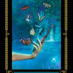 Card of the Day - 20th October 2020 - Letting Go