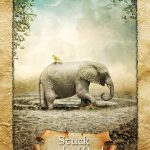 Card of the Day - 7th October 2020 - Stuck in the Mud