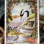 Card of the Day - 1st December 2020 - Crane