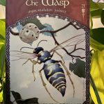 Card of the Day - 12th January 2021 - The Wasp